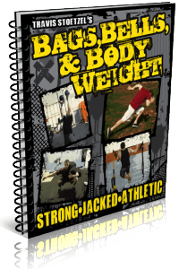 bags, bells, bodyweight cover