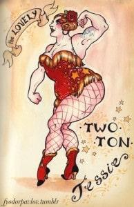 two ton tessie