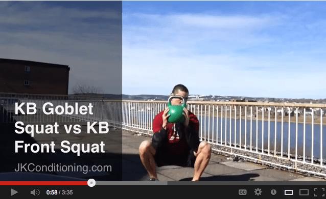 kb goblet squat vs kb front squat